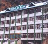 Hotel de Park - A 2 Star Shimla Hotel