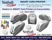 ID card printers,  software,  and complete badge printing systems..