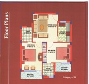 2 BHK (Ready to Move) Super Area: 1000 Sq.ft.Covered Area: 800 Sq.ft