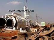 Pyrolysis Plant   Waste Tyre Recycling Plant