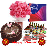 Send Low Cost Diwali Gifts,  Flowers,  Cakes and Gifts to Shimla