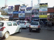Office space Well furnished on sharing basis @ 3000/- per month(Paonta