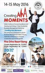 Creating Aha Moments