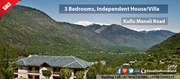 3 Bedrooms,  Independent House/Villa in Kulu Manali Road for Sale
