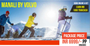 Manali By Volvo @ INR 6999 Only - 4 Days