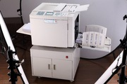 printing machine digital duplicator