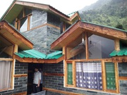 6 rooms fully wooden furnished cottage for lease in Manali