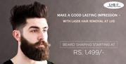 Laser Hair Removal Offer starting @ Rs. 1499