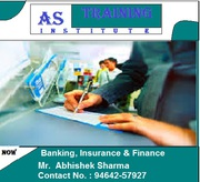 AS Training Institute - Insurance,  Banking & Finance.