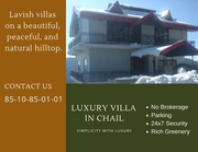 luxury cottage in chail