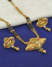 Buy now Short Mangalsutra Designs at Lowest price