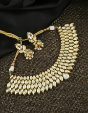 Explore Collection of Kundan Set Designs For Women at Best Price