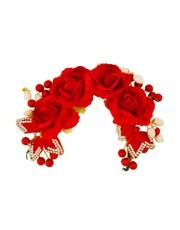 Buy Hair Gajra Designs Online at Best Price by Anuradha Art Jewellery